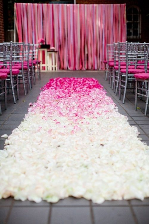 #ceremony decorations #wedding ceremony #aisle decorations