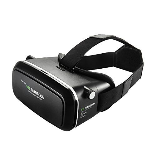 Fire LA - VR Headset-Virtual Reality Headset 3D Viewing G...