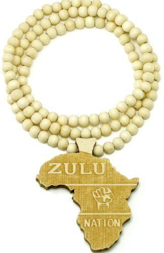 Africa ZULU Good Wood Maple Goodwood All Wood Style Replica Pendant Necklace Piece GWOOD. $9.95. Wood Bead Chain And Pendant. Africa Zulu Nation Pendant Necklace Piece. Light Weight. All Natural Wood. Clear Detail and Smooth Back