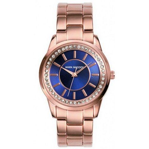 Reloj Mark Maddox MM0007-37 Pink Gold  http://relojdemarca.com/producto/reloj-mark-maddox-mm0007-37/