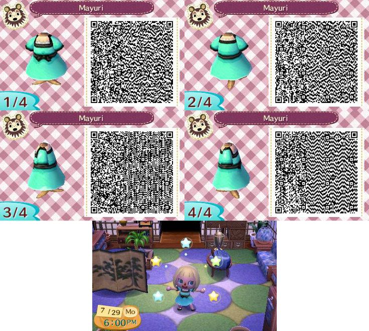 Souvent 468 best Animal Crossing New Leaf Goodies images on Pinterest | Qr  BJ16