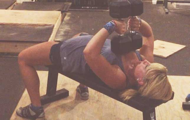 How to Destroy the 'Lockout' Phase of the Bench Press  http://www.menshealth.com/fitness/instafit-tate-press
