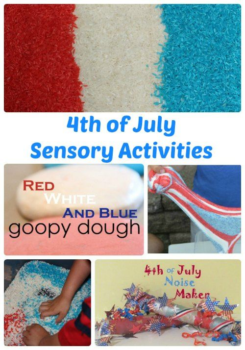 4th of july crafts for kindergarten