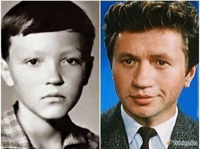 нас можете актеры советские в молодости и сейчас фото проникая
