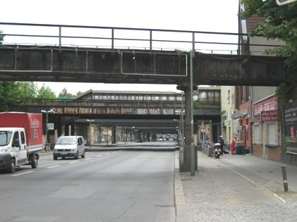 Yorckstraße Berlin - Yorckbrücken