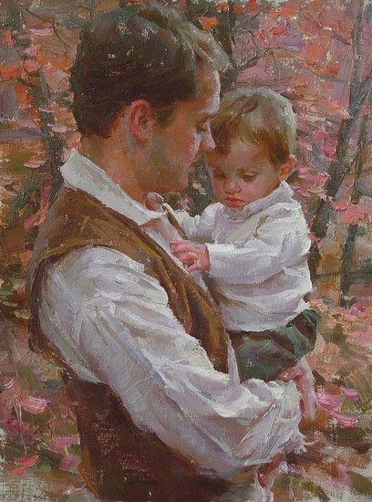 """Fatherhood"" ... by Robert Coombs"
