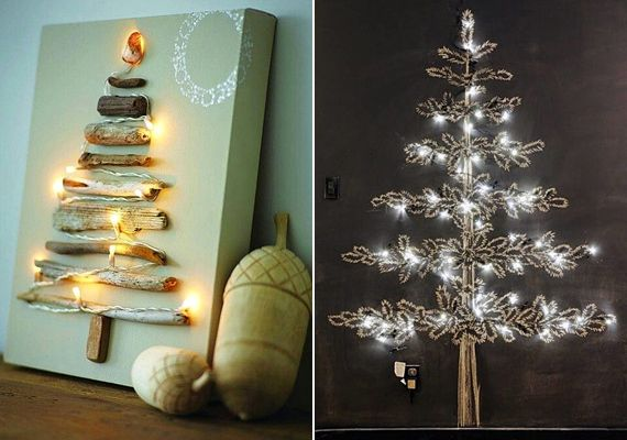 A 7 legszebb karácsonyfa fenyő nélkül - Tátva marad a szád | femina.hu