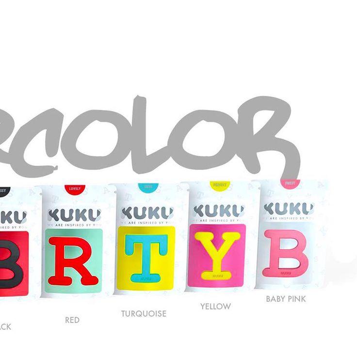 COLOR balenie KUKU vo veľkom štýle☝️ #ilovekuku #kukusupercolor #packagingdesign www.ilovekuku.com