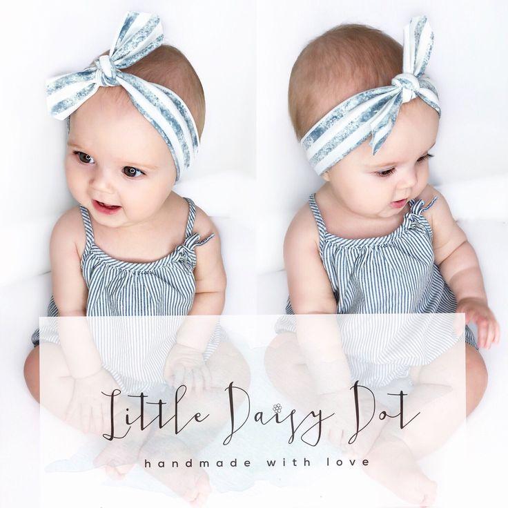 Nautical arriors Baby Headband / baby headband / Newborn Headband / Baby Shower Gift / Newborn Gift / Baby Turban / Navy Headband by LittleDaisyDotShop on Etsy https://www.etsy.com/uk/listing/292619833/nautical-arriors-baby-headband-baby