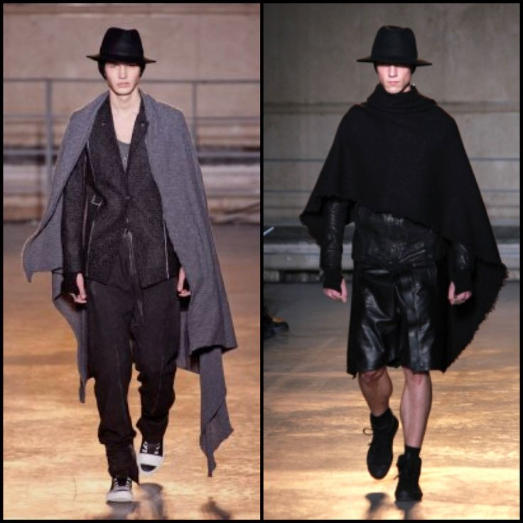 Paris Fashion Week                                          Boris Bidjan Saberi
