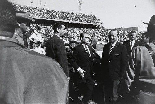Garry Winogrand, George Wallace, Cotton Bowl, Dallas, Texas, 1964