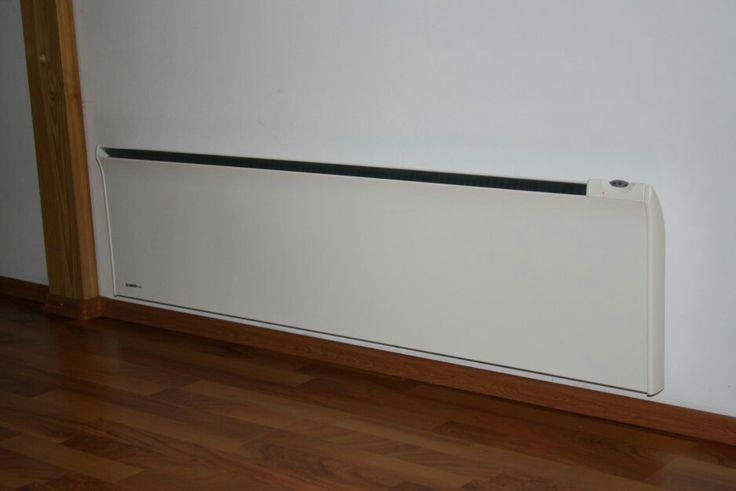 Adax Nederland VS Glamox  TLO convector wand gemonteerd