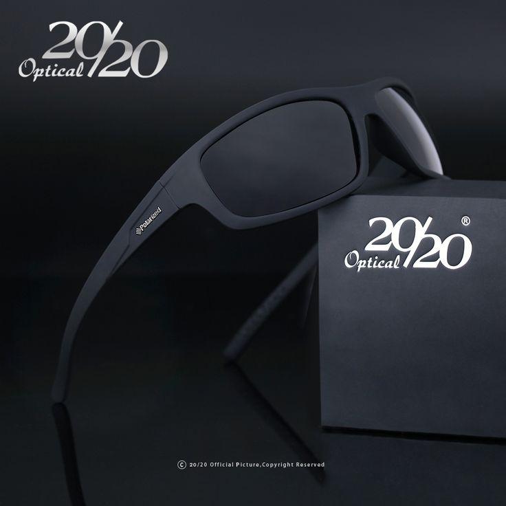 20/20 Optical Brand 2017 New Polarized Sunglasses Men Fashion Male Eyewear Sun Glasses Travel Oculos Gafas De Sol PL66