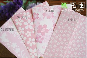 Find More Paper Envelopes Information about XF04,17.5*12.5cm Romantic Pink Flower Envelopes for Wedding Invitation/ Card Packing/Scrapbooking Decoration 20pcs/lot,High Quality envelope window,China envelope machine Suppliers, Cheap envelopes for business cards from Decor Specialist on Aliexpress.com