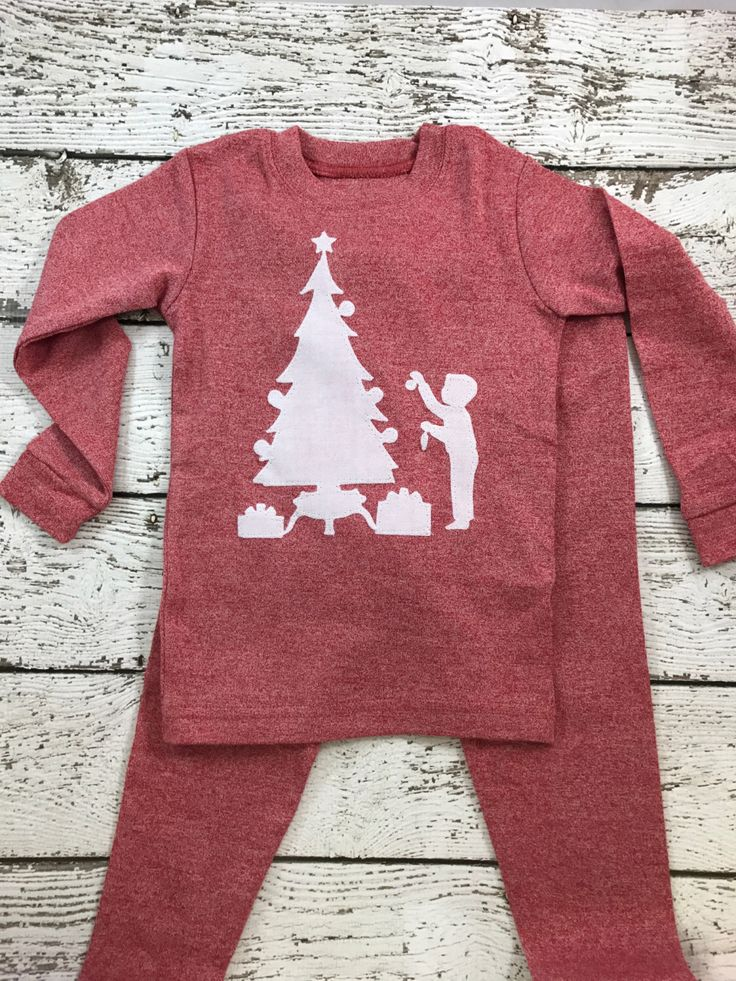 Christmas Pajamas, Holiday Pajamas, Christmas pj for boy, Girls Christmas pajama, pajama set, Children's Christmas pajama, kid's pajama by lilthreadzclothing on Etsy https://www.etsy.com/listing/484580303/christmas-pajamas-holiday-pajamas