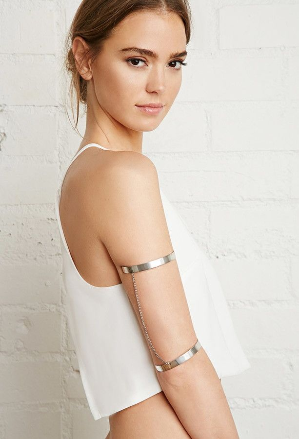 FOREVER 21 Double Arm Cuff