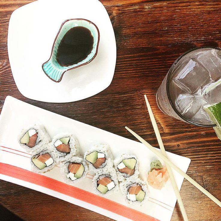 Mass Sushi, Houston, Texas, Philly Roll