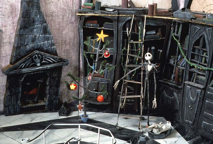 Behind the Screen: Tim Burton's The Nightmare Before Christmas | McNay Art Museum