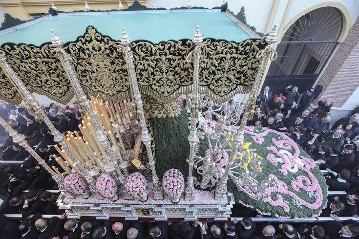 Fotos de Penas en la Semana Santa de Málaga 2016