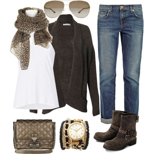 """""""relaxed"""" by ana-robillard on Polyvore"""