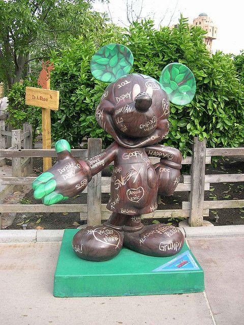 Mickey Mouse - Family Tree