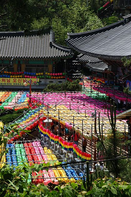 Haedong Yonggungsa Buddhist Temple - Busan, South Korea