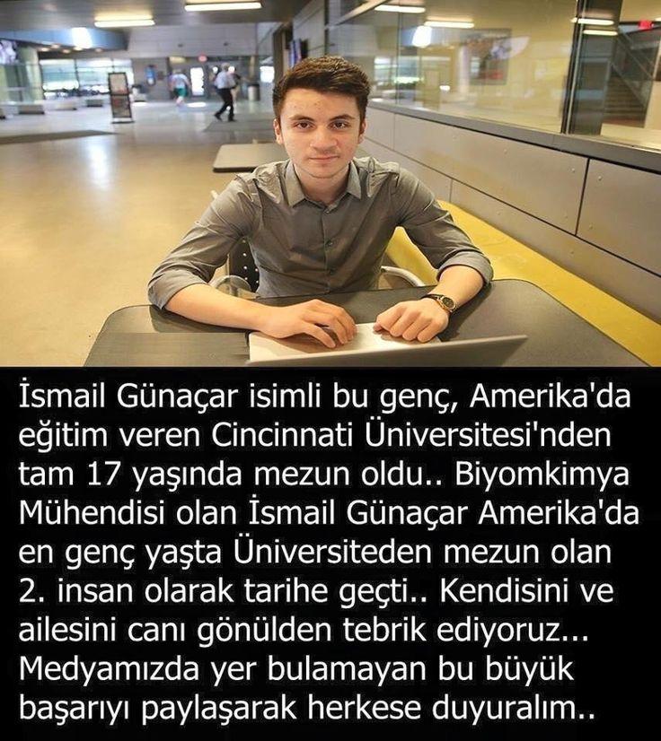 Türk geçimizle gurur duydum