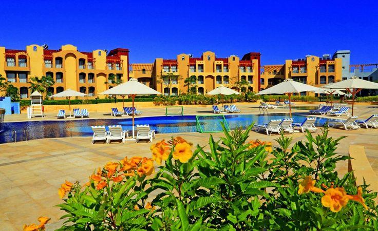 Urlaub am feinen Sandstrand inklusive 4-Sterne Hotel LABRANDA Garden Makadi - 7 Tage ab 132 € | Urlaubsheld.de