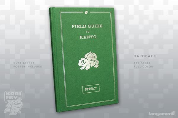 Kanto Field Guide