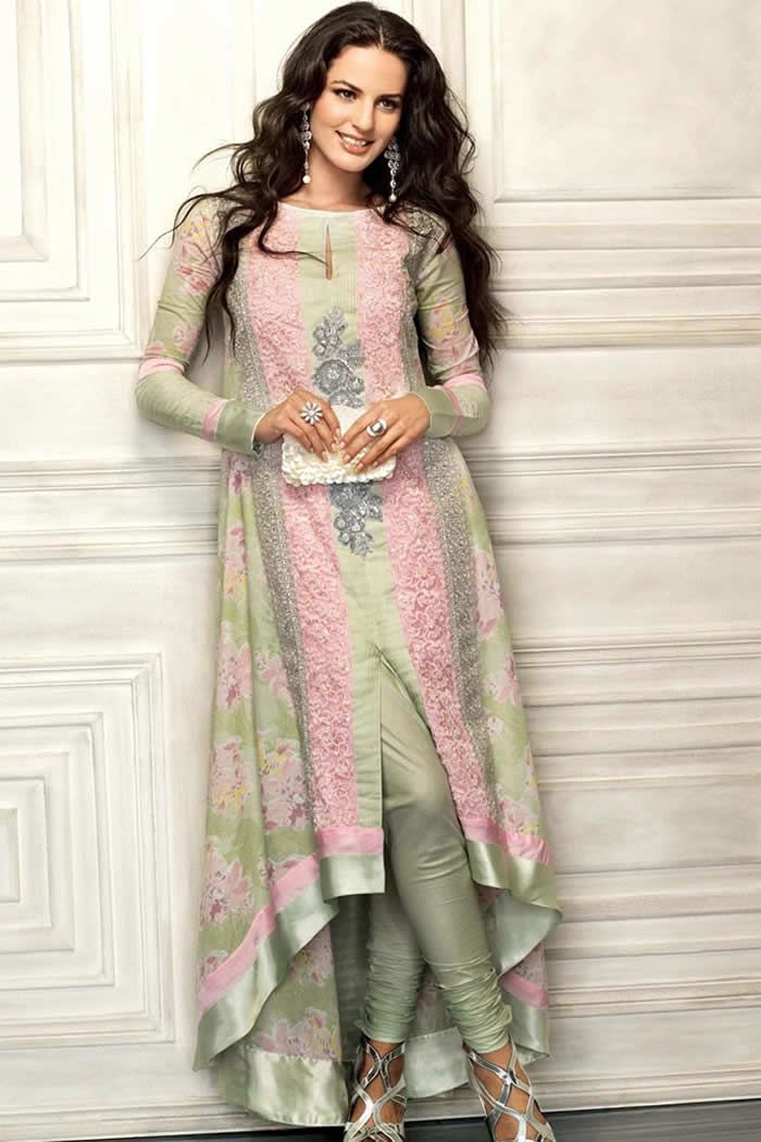 New Pakistani Dress Trends for Girls in 2016