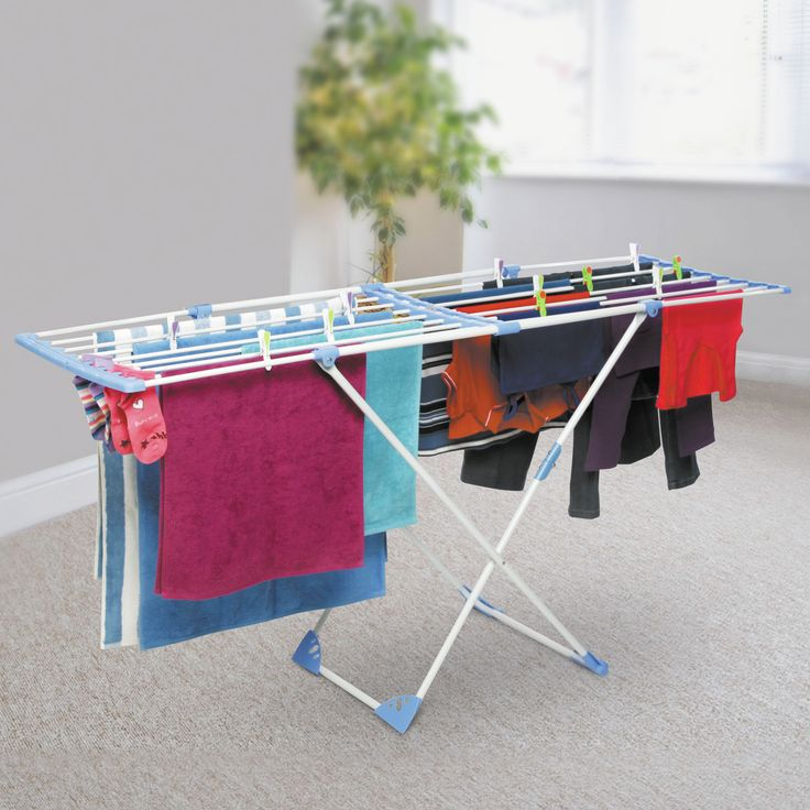 Flexy Clothes Dryer Stand