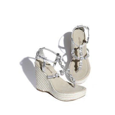 heel height is 11.5cm (4.5 inches).   $143.00