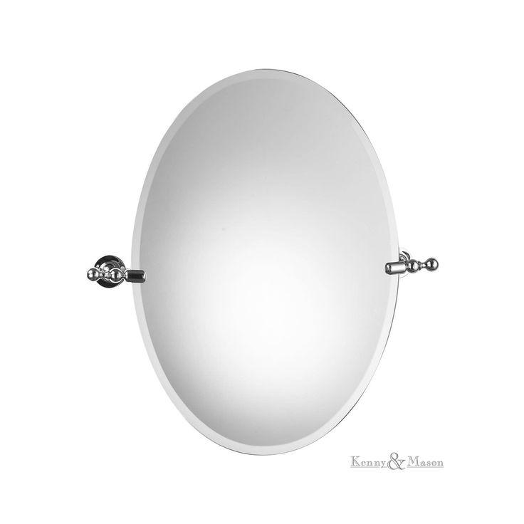 Les 25 meilleures id es de la cat gorie miroir de salle de for Miroir ovale salle de bain