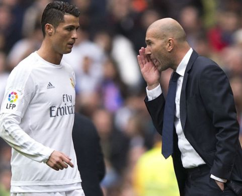 Real Madrid manager, Zinedine Zidane, has said he is jealous of Cristiano Ronaldo's goal-scoring prowess, as he hailed the forward ahead of their Champions League semi-final tie against city rivals, Atletico Madrid. When asked how Ronaldo compared with the players he played with during his...