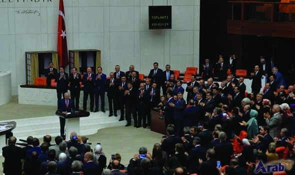 Turkish parliament approves presidential system, paving way…