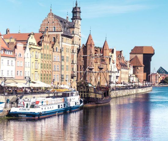 Best fall destinations in Europe: where you should head to in the autumn months. Gdańsk, Poland
