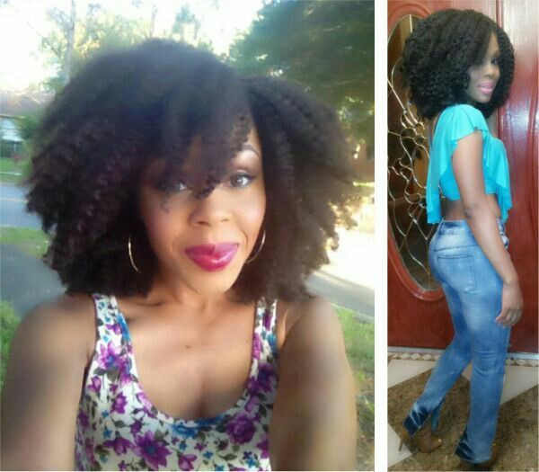 crochet braids with marley hair - Bing Images