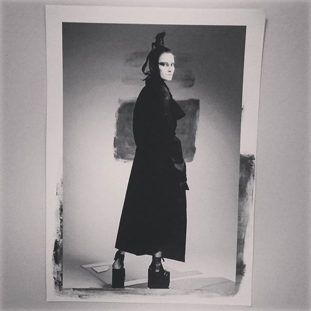 Nobody will believe you #fashion#deconstruction#sesion#photography#photo#photoshoot#model#beauty#black#japan#art#collection#clothes#shoes#coat#love#fashiondesigner#annapietrowicz
