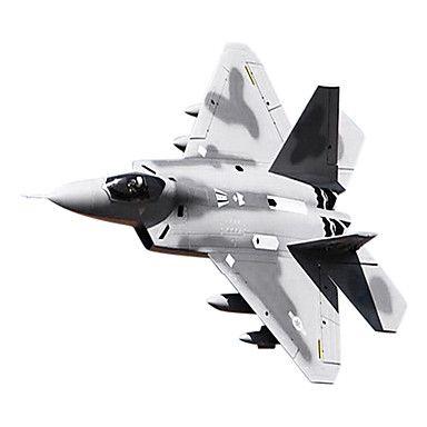 Lan Xiang F-22 12CH 70mm FED RC JET avión ARF – CLP $ 363.855