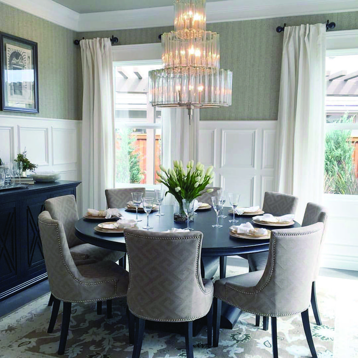 Formal Dining Rooms Table Transitional Decor Round Dining Room Table Formal Dining Room Sets Round Dining Room