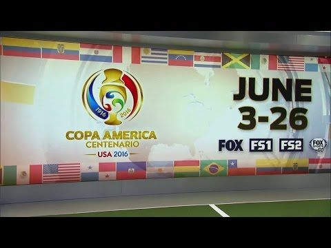 Jadwal Copa America 2016 (Live di Kompas TV)
