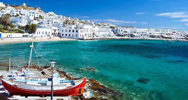 Mykonos, Yunanistan