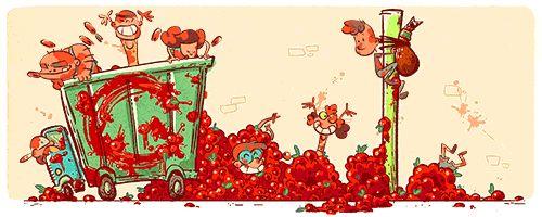 70º aniversario de La Tomatina