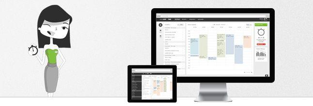 Registro de tiempo y facturación online :-) www.primaerp.com