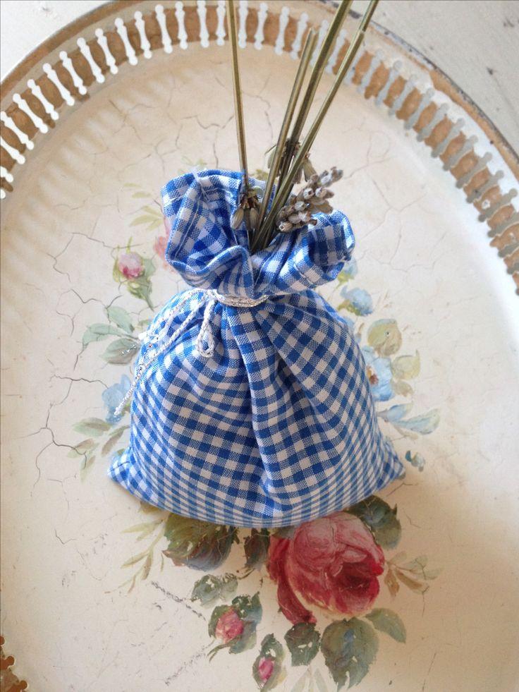 A little sack of Lavender Potpourri