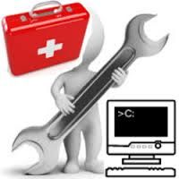 the red medical box and wrench are very effetive method for pc repair