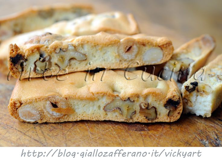 Biscotti veloci alle mandorle noci e nocciole vickyart arte in cucina