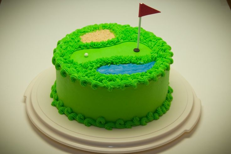 Golf Course Cake Design : Ideas for Joe Birthday ideas Pinterest Golf theme ...