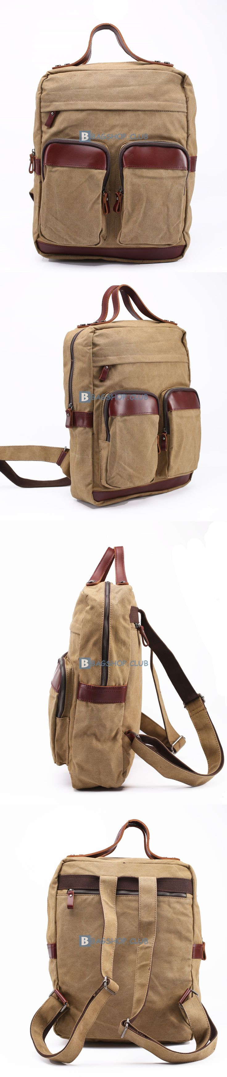 $69.65 Mens Shoulder BagCanvas Shoulder Bag For Men