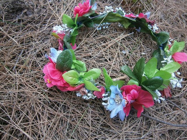 Diy - How to make flower crown